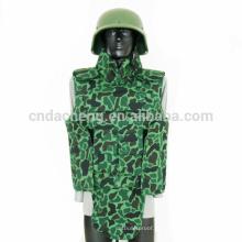 Зелёный пуленепробиваемый жилет
