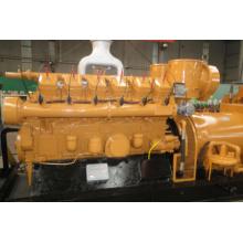 Generadores industriales China Lvhuan 400 Kw Generador de gas natural