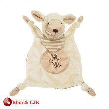 custom promotional lovely baby toy blanket