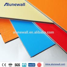 Panneau composé en aluminium ignifuge de A2 pour le panneau de Signboard / Advertising