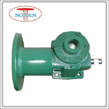 Cast iron screw jack system with 2KW motor