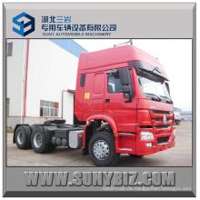 RhD 420HP 6X4 Sinotruk HOWO Sattelzugmaschine