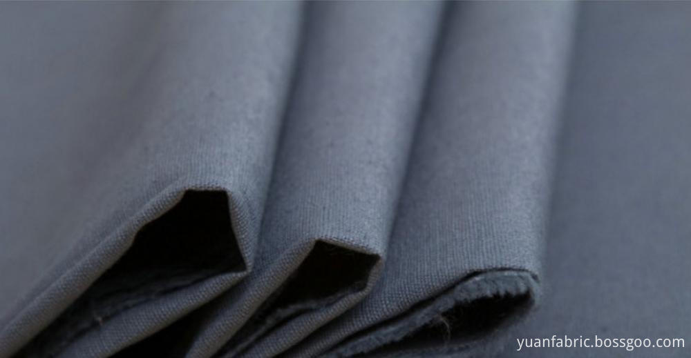 143dyed Polyester Stretch Woven Fabric