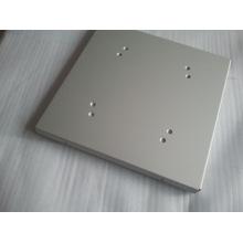 Square Powder Coating Perforated Sheet Metal Hardware Machinery Part