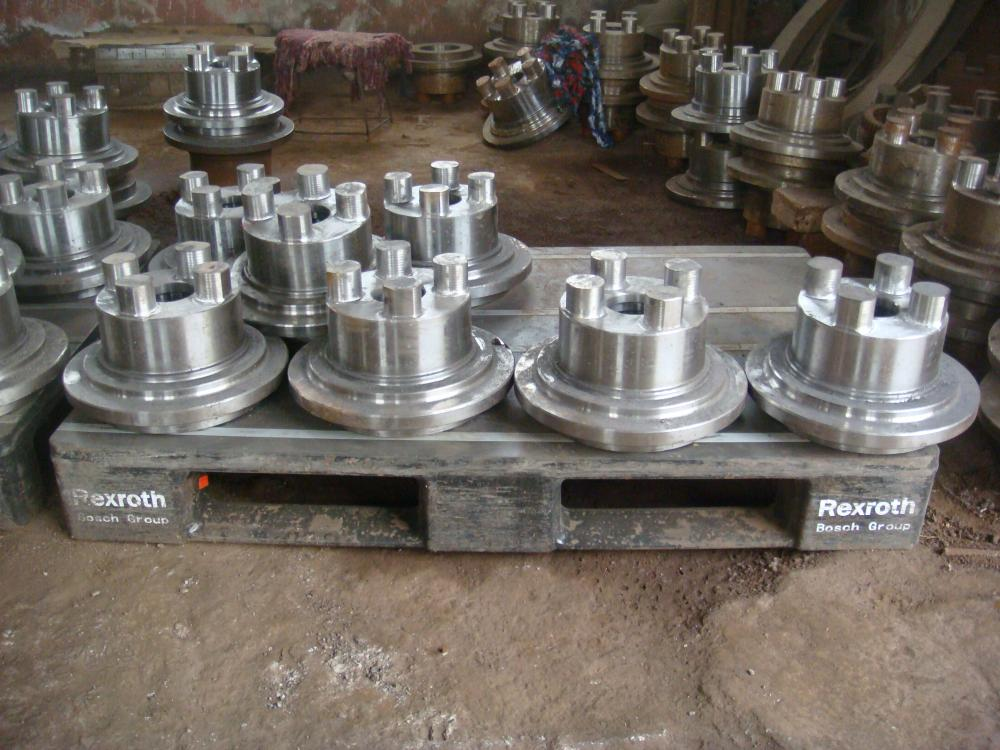reducer supporting axle forgings