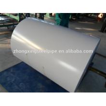PPGI/HDG/GI/SECC DX51 cinc frío laminados/caliente sumergido galvanizado acero bobina/hoja/placa/tira