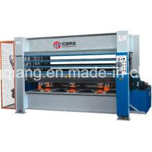 (BY214X8 / 10 (3)) Holzbearbeitung Hydraulische Heißpressmaschine / Holzfräsmaschine