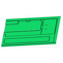 Кондиционер наружный блок формовочный материал
