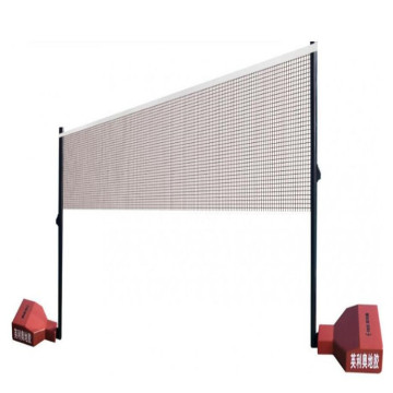 Poteau de filet de badminton