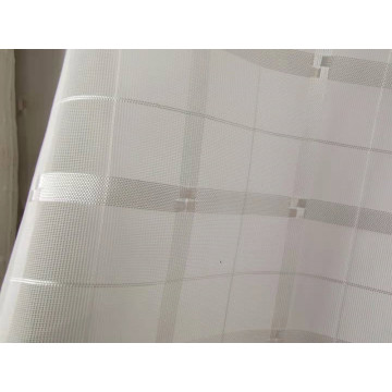 2019 Noticias Cortina transparente de Poly Voiles