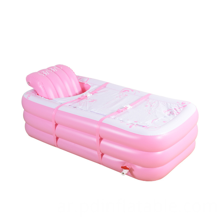 Spa Bath Portable Inflatable Tub For Adults
