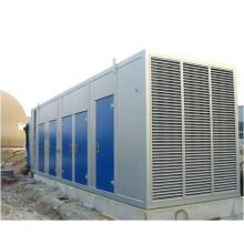 100kW 125kVA Natural Gas Biogas Generator set MAN Brand
