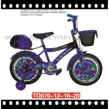 Chegada nova Kids / Crianças Equilibrar Bicicleta / Baby Bike com Freio Caliper