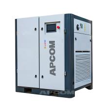 APCOM low noise aircompressor 22kw 30hp VSD rotary screw air compressor compressor 22 kw air end as atlascopco air-compressor