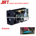 sensor de medición de distancia láser analógico