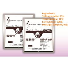 Hochwirksame Agrochemische Fungizid-Formulierung Wdg Trifloxystrobin & Tebuconazol