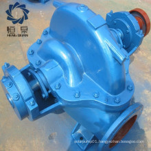 S type centrifugal double suction farm irrigation water pump