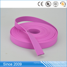 Promotion Price Inferior Smooth Surface Free mark Colorful Heavy Duty Embossed Patterned PP Strip Polyester Webbing Strapping