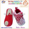 Großhandel schöne Design rosa Herzform Mädchen Baby Sport Schuhe