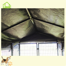 Steel cheap large dog kennel cages