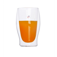 Drinking Glass Borosilicate Double Wall Glass Tumbler