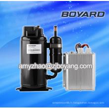 Lanhai 12V BLDC compresseur pour climatiseur voiture électrique ac compresseur