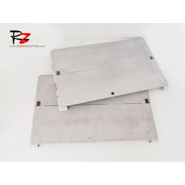 Base inferior de fundición a presión de magnesio para laptop