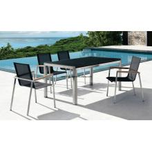 Garden Outdoor Patio Stainless Steel Furniture