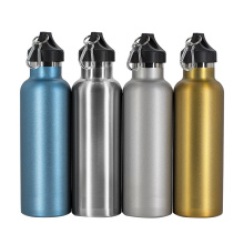 Loop Hook Easy To Carry Stainless Vacuum Bottle Water Bottle Vacuum Insulated Double Walled Vacuum Bottle