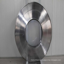 cold rolled steel strip 201 304 stainless steel coil with 2B finish
