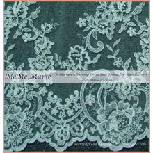 Rose Design Heavy Embroidery Lace Fabric in Rolls 52'' No.CAC417