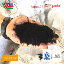 Tire Rubber Particles, Natural Tire Rubber Powder, Environmental Protection Rubber Powder, Natural Recycled Rubber Powder
