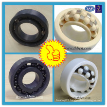 full Si3n4 self-aligning ceramic ball bearings