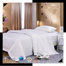 Satin Strip Cotton Fabric Hotel Textile (WS-2016164)