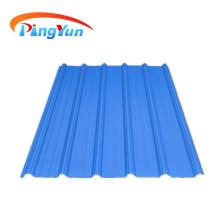 materiais para coberturas leves PVC UPVC Roofing sheet