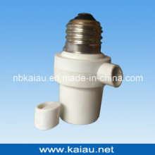 Day and Night Photocell Sensor Light Control Lamp Holder