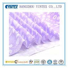 Tela de costura de la serie púrpura de alta calidad 2016 para el lecho