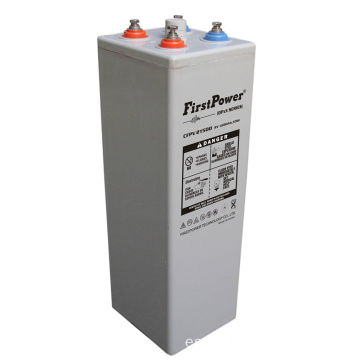 Potencia de almacenamiento OPzV Nuclear Power Station battery 2V1800AH