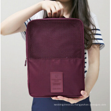 Fashion Style Travel Shoe Bag Organizer (SR3740)