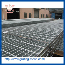 Hot Dipped Galvanized Plain Steel Grating