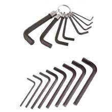 Шестнадцатеричный ключ SAE с термообработкой пружинного кольца