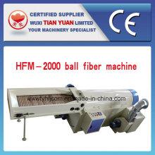 Nonwoven High Quality Efficiency Ball Fiber Machine