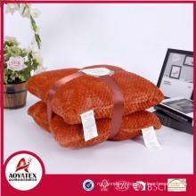 Vendez bien en polyester américain super doux et confortable coussin en peluche fabriqué en Chine
