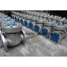 API600 Flanged Connection End Swing Check Valve