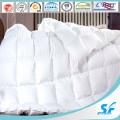 Белое хлопковое одеяло для квилтинга