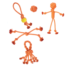 Atacado de Chew Dog Rope Toy Mastigar