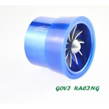 Турбонагнетатель с турбонаддувом с двойными частями репеллятора Supercharge 7.5 * 6.5cm