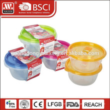 Round. Microwave Food Container(1.5L 1PC)
