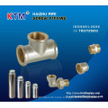 Equal Elbow F/F (Chrome) for Brass Screw Fittings