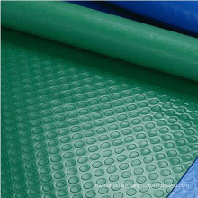 Plastic coin anti-fatigue PVC flooring mat